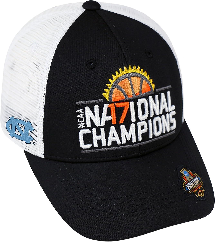 NCAA Mens Structured Adjustable Cap