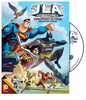 jla adventures trapped in time full movie