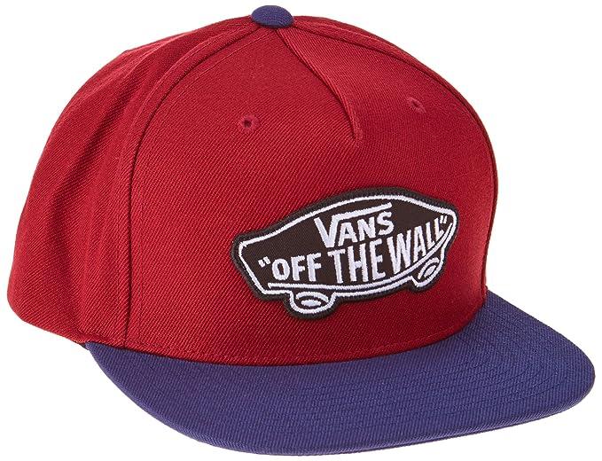 Vans Classic Patch Snapback, Gorra de béisbol para Hombre