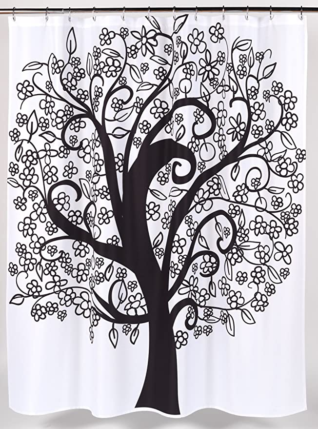 Amazon Tree Of Life Fabric Shower Curtain Home Kitchen