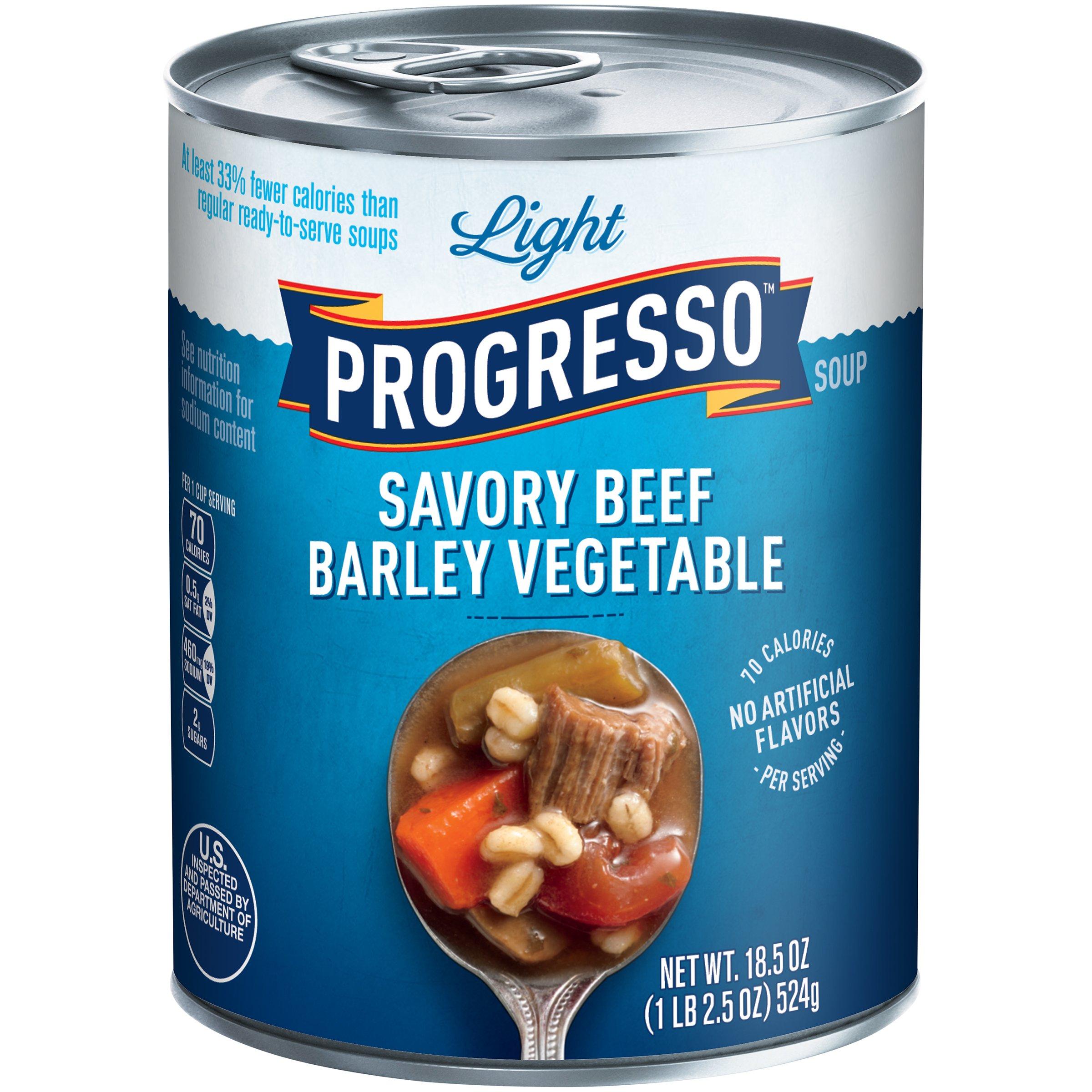 Amazon.com : Progresso Traditional Soup, Italian-Style Wedding, 18.5 ...