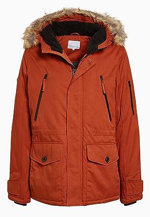 Next LBekleidung Next Rost Mantel Herren b7Yy6gvf
