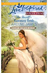 The Sheriff's Runaway Bride (Rocky Mountain Heirs) Mass Market Paperback