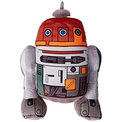 "Star Wars Rebels Chopper 18"" Pillow Buddy Pal Large: Home & Kitchen"