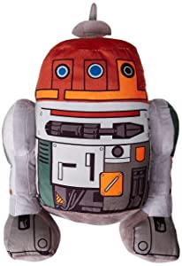 "Star Wars Rebels Chopper 18"" Pillow Buddy Pal Large"