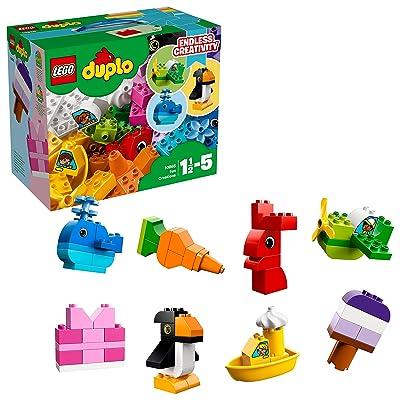 La Redoute Lego Duplo Briques Lego Duplo Fun Creations&Nbsp; Multicolour Size One Size: Toys & Games