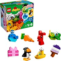 LEGO DUPLO Fun Creations Building Blocks for Kids 1.5 to 5 Years (70 Pcs)10865