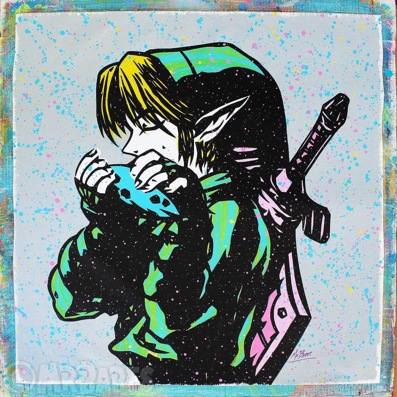 Amazon Com Mr Babes The Legend Of Zelda Link Ocarina Of