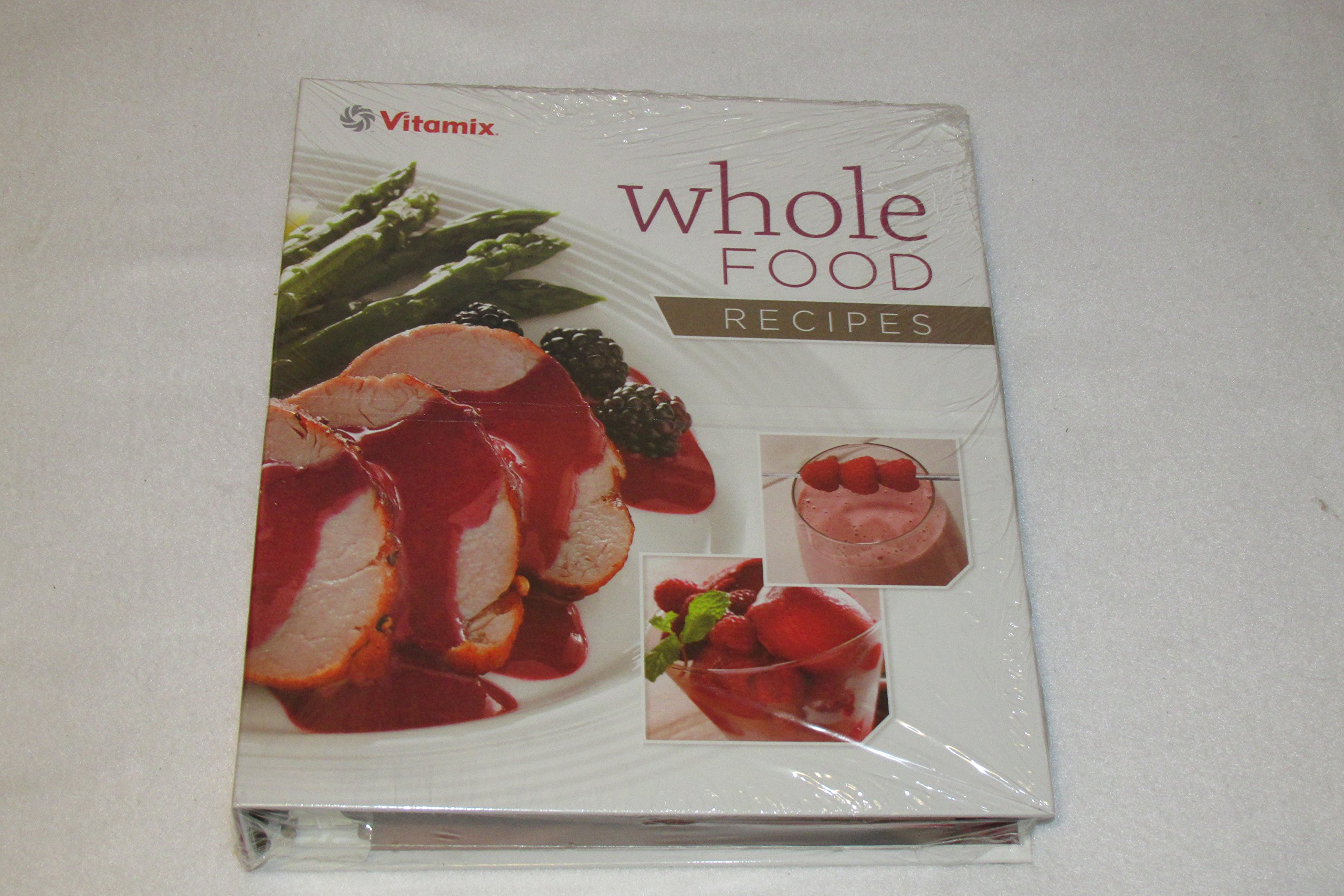 Vitamix whole food recipes vitamix 0791623317803 amazon books forumfinder Choice Image