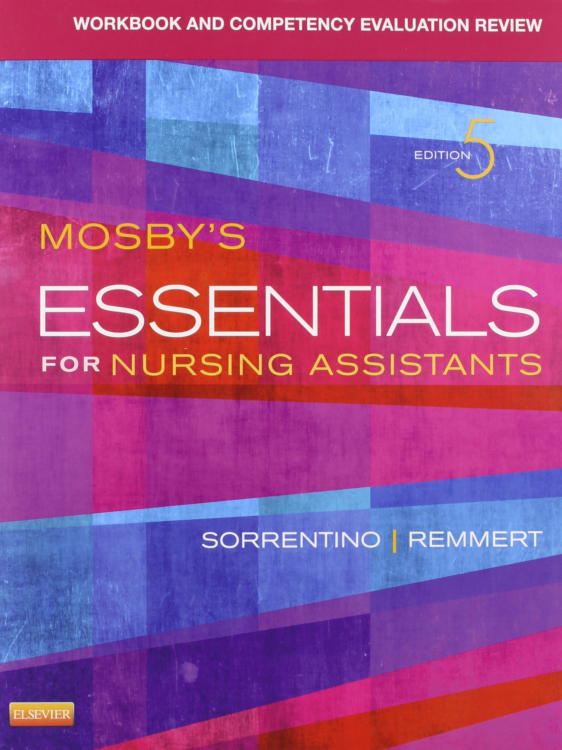 Mosby's Essentials for Nursing Assistants - Text and Workbook Package