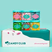 Candy Club - Delicious Premium Candies Subscription Box: Mostly Sours - Fun Pack