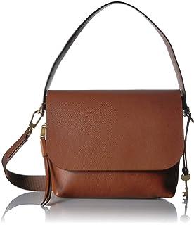 54fec11e260c Fossil Finley Shoulder Bag  Handbags  Amazon.com
