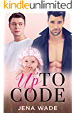 Up To Code: A Non-Shifter Mpreg Romance (Directions Book 1)