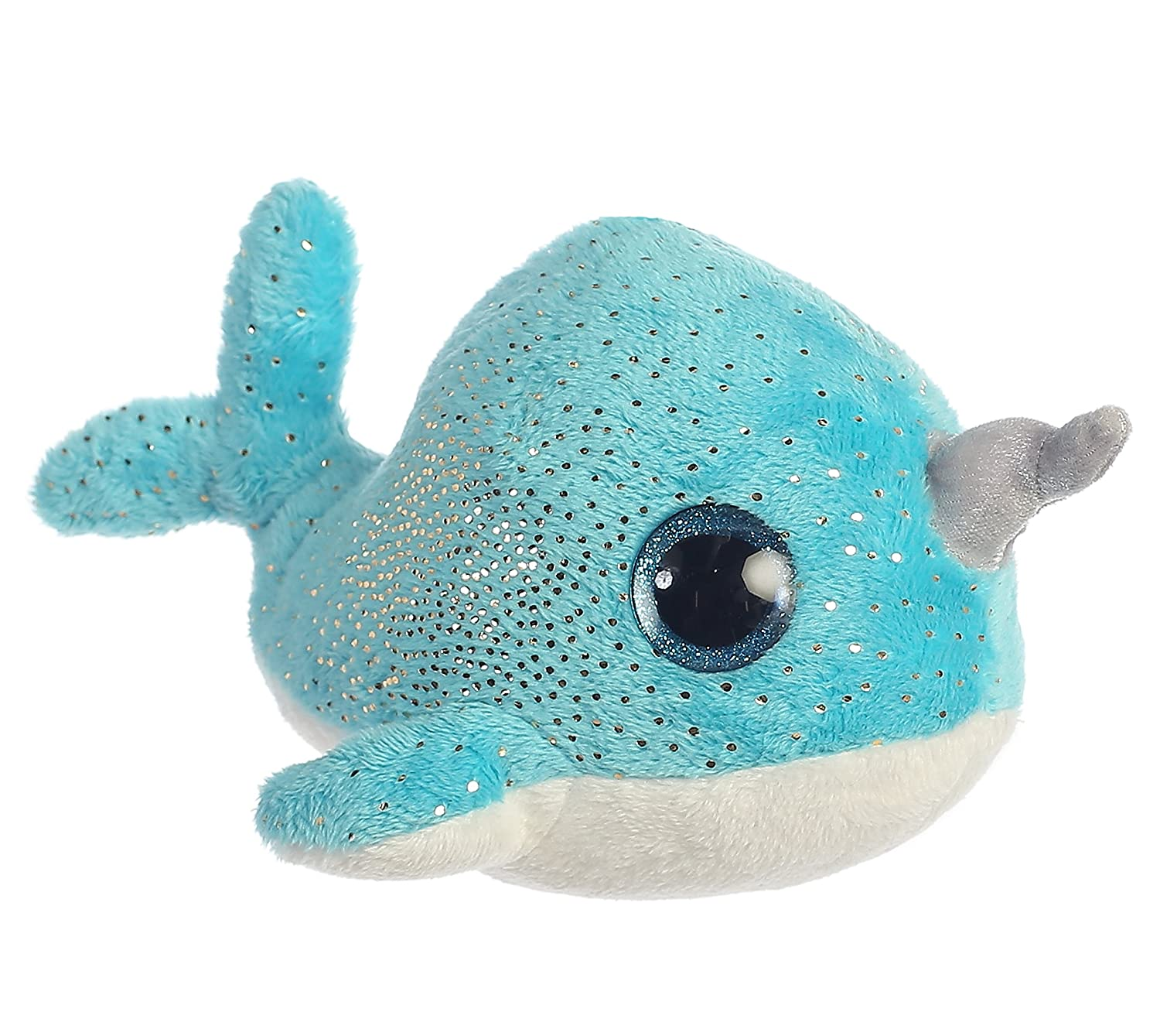 Best Narwhal Whale Cuddly Toys Reviews in 2019 4