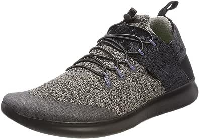 Nike W Free RN CMTR 2017 Prem, Zapatillas de Running para Mujer, Gris (Adoquín/Negro 001), 37.5 EU: Amazon.es: Zapatos y complementos