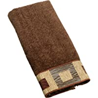 Avanti Precision - Toalla de baño, Mocha, Fingertip Towel, 1