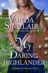 My Daring Highlander: A Scottish Historical Romance (Highland  Adventure Book 4) Kindle Edition