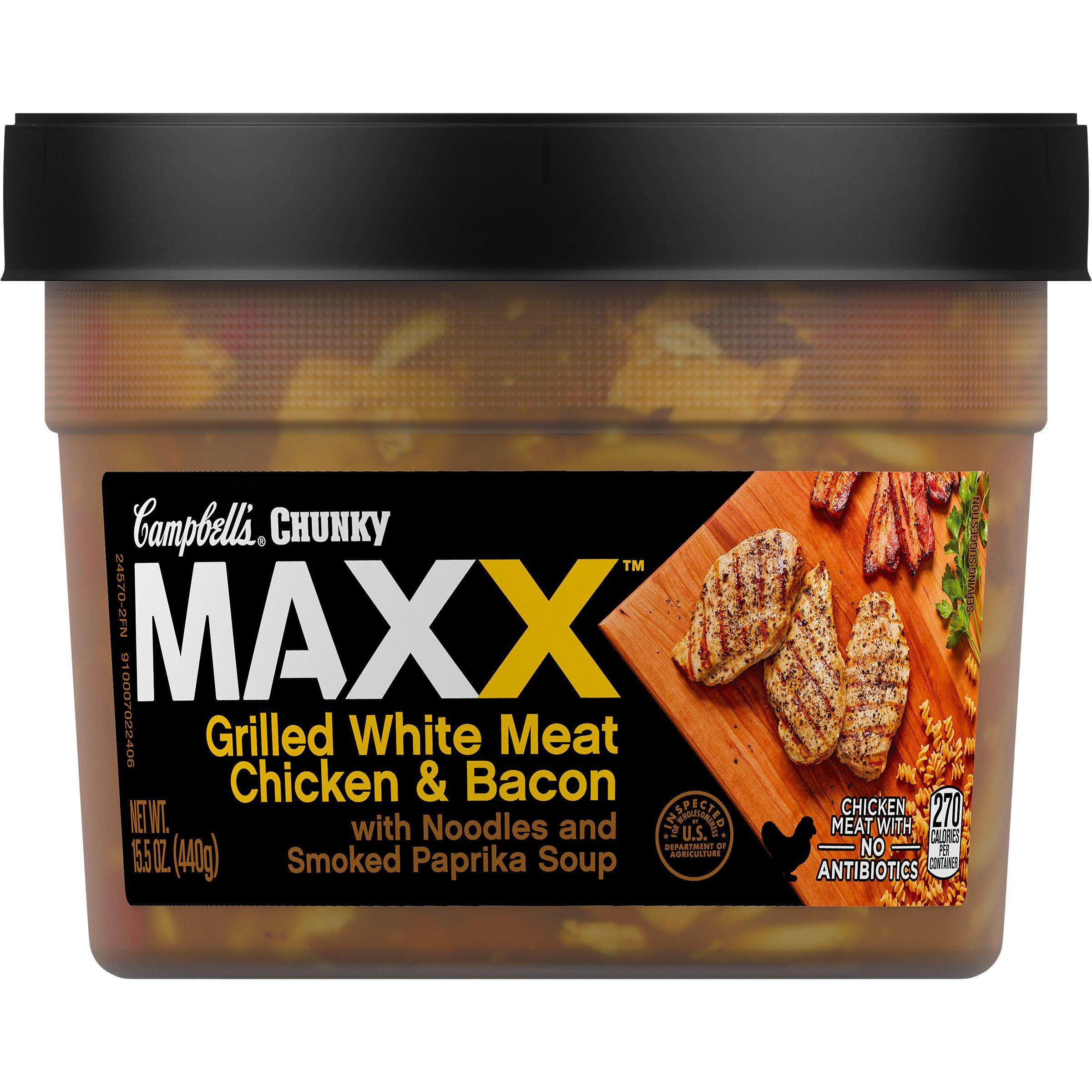 Amazon.com : Campbell\'s Chunky Maxx Black Angus Beef with Yukon Gold ...
