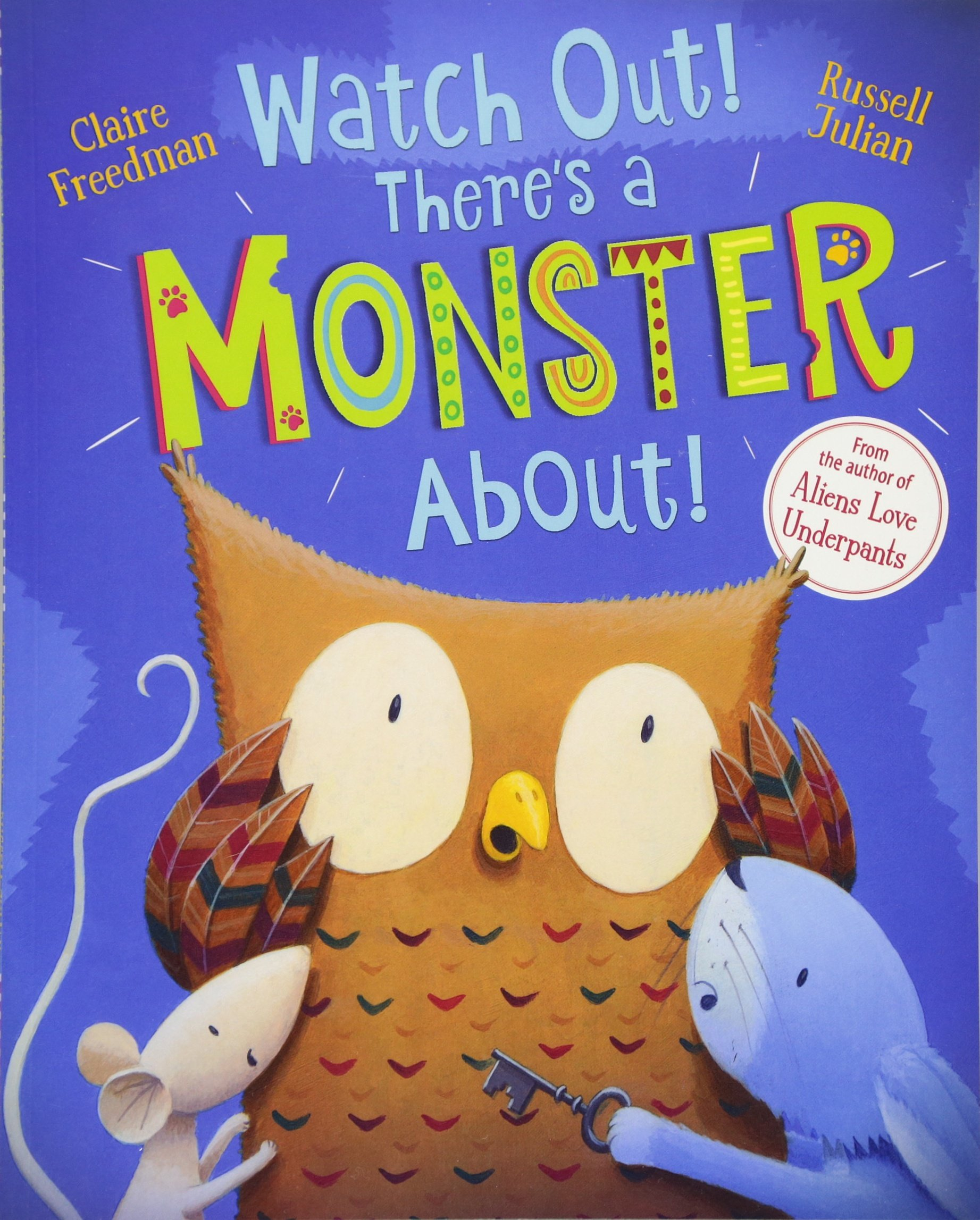 Watch Out! There's a Monster About! PDF