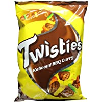 Twisties BBQ Curry Snack, 160g