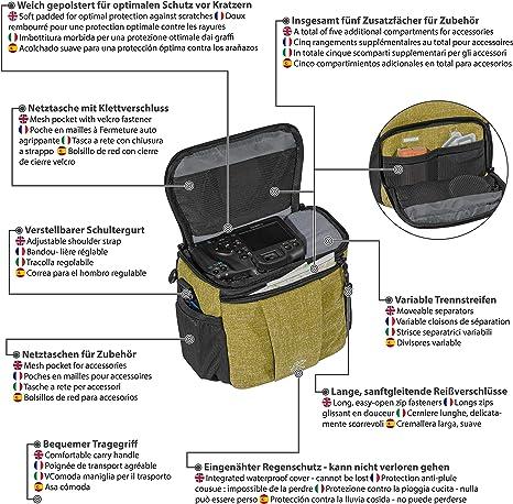 Pedea Dslr Kameratasche Fashion Fototasche Für Kamera