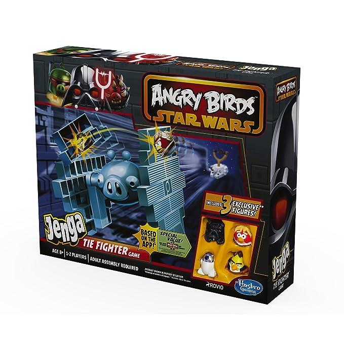 Angry Birds - Star Wars lanzador de vehículos (Hasbro A6059E27), surtido: modelos aleatorios