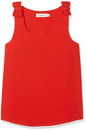 Molly Bracken Girls Top Simplicité T Shirt Red 8 Years Amazonco