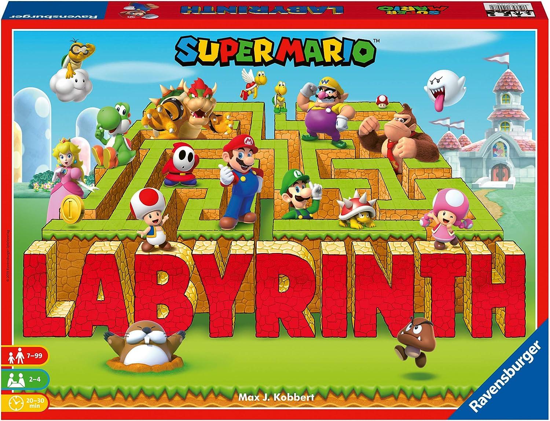 Ravensburger - Labyrinth Super Mario (26063)