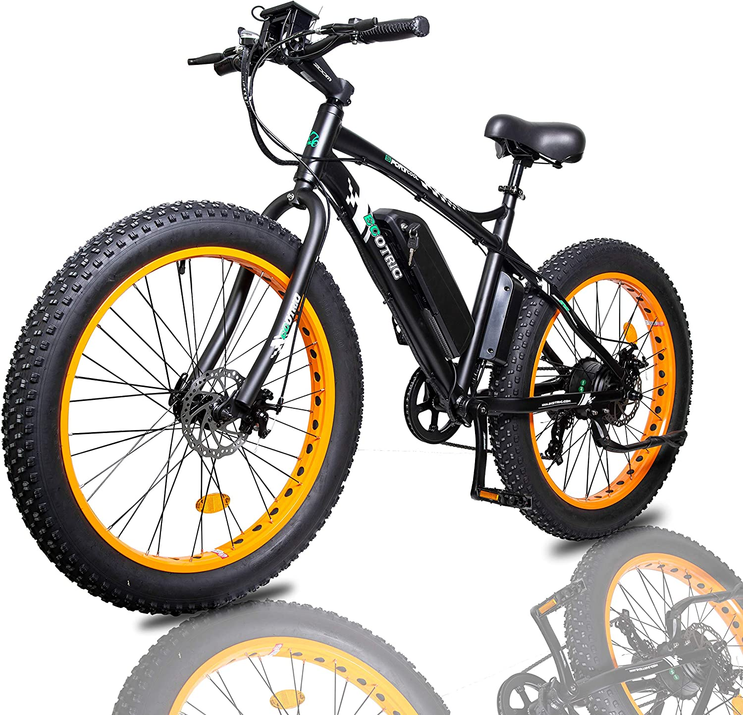ECOTRIC fat bike