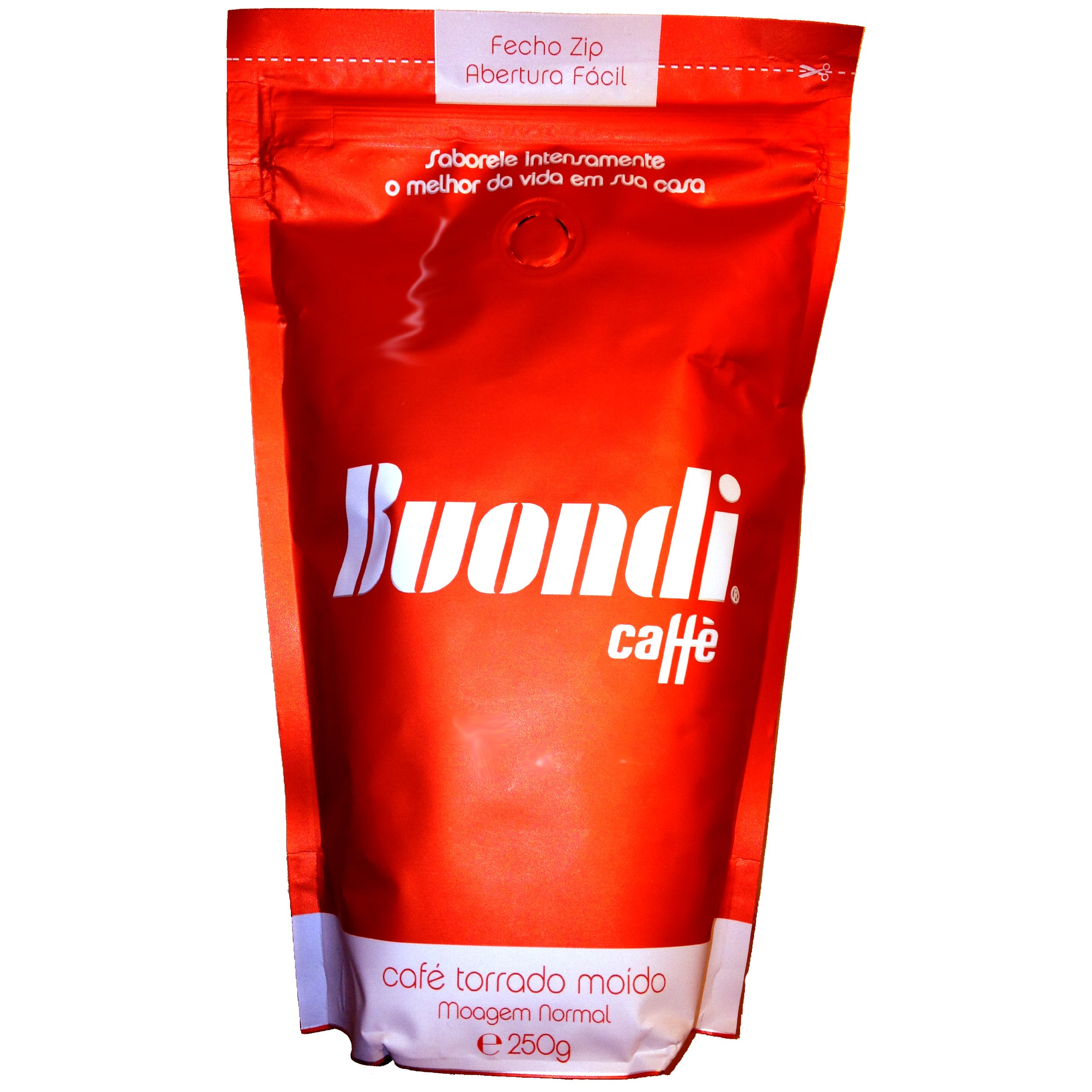 Amazon.com : Buondi Roasted Ground Portuguese Coffee 250g : Coffee Substitutes : Grocery & Gourmet Food