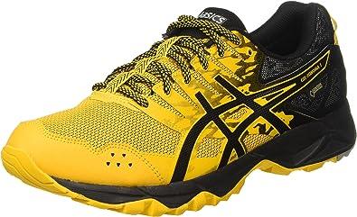 Asics Gel-Sonoma 3 G-TX, Zapatillas de Running para Asfalto para Hombre, Dorado (Gold Fusion/Black/Mid Grey), 46.5 EU: Amazon.es: Zapatos y complementos