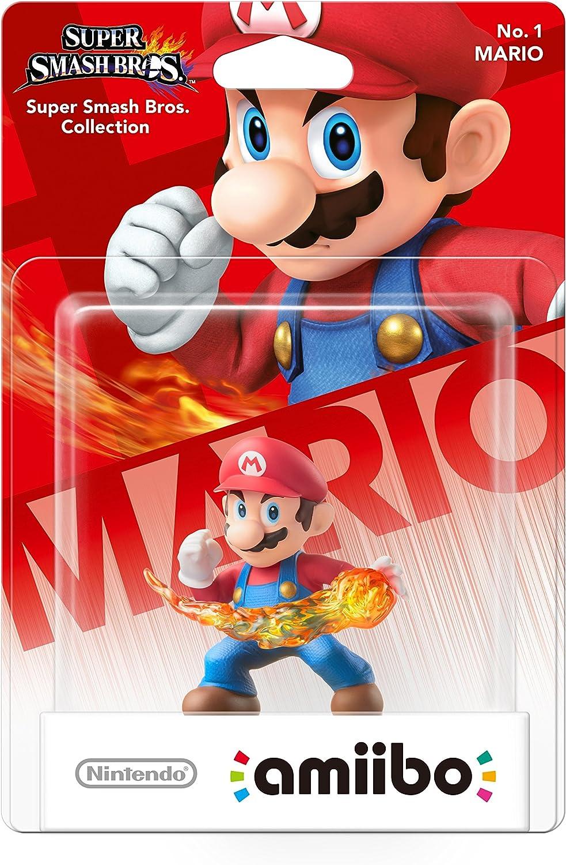 Nintendo Mario No.1 - Figuras de acción y de colección (Collectible Figure, Multicolor): Amazon.es: Videojuegos