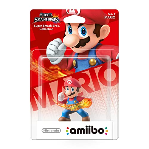 Mario No.1 amiibo (Nintendo Wii U/3DS)
