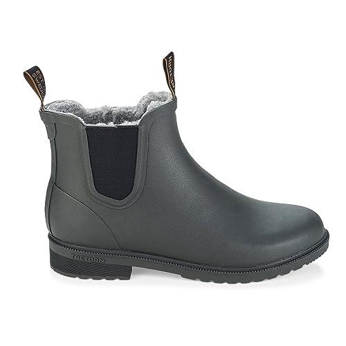 Tretorn Botitas de Invierno de Hule de Chelsea para Unisex-Adulto: Amazon.es: Zapatos y complementos