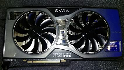EVGA 04G-P4-5988-KR GeForce GTX 980 4GB GDDR5 - Tarjeta ...