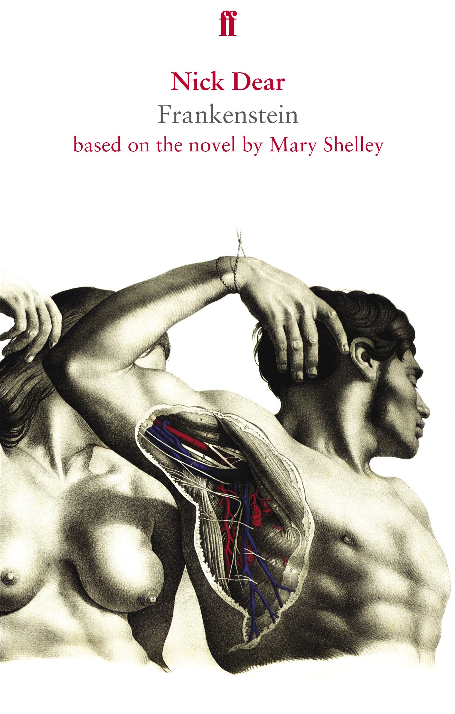 Frankenstein: Based on the Novel by Mary Shelley (Faber Drama): Nick Dear:  9780571277216: Amazon.com: Books