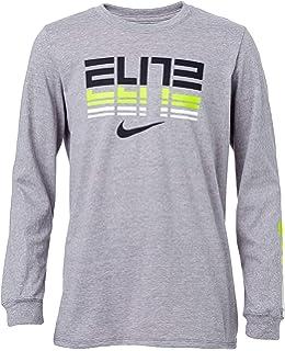 Amazon.com: Nike Elite AT9770-618 - Camiseta de manga larga ...