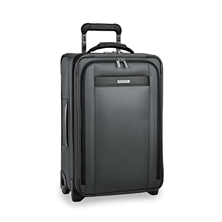 Briggs Riley Transcend Tall Carry-on Expandable 22 Upright, Slate