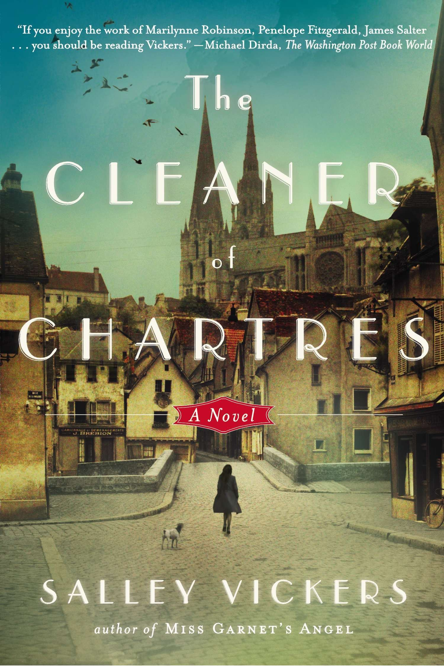 Read Online The Cleaner of Chartres: A Novel PDF