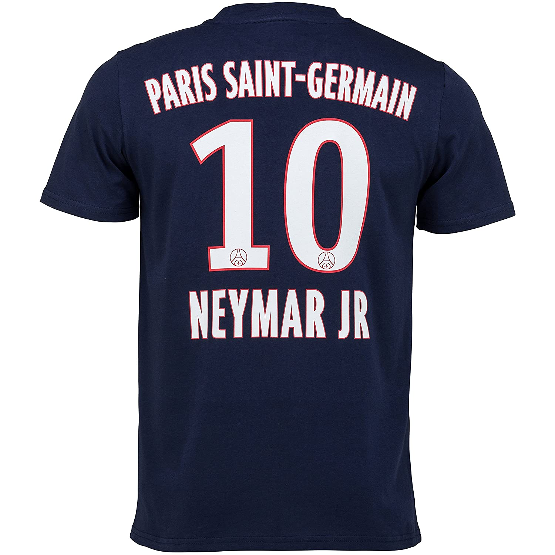 Paris Saint Germain - Camiseta de Zlatan Ibrahimovic n.° 10 (talla para adulto) Talla:Large: Amazon.es: Deportes y aire libre
