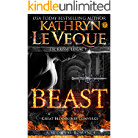 Beast: Great Bloodlines Converge (The de Russe Legacy Book 3)