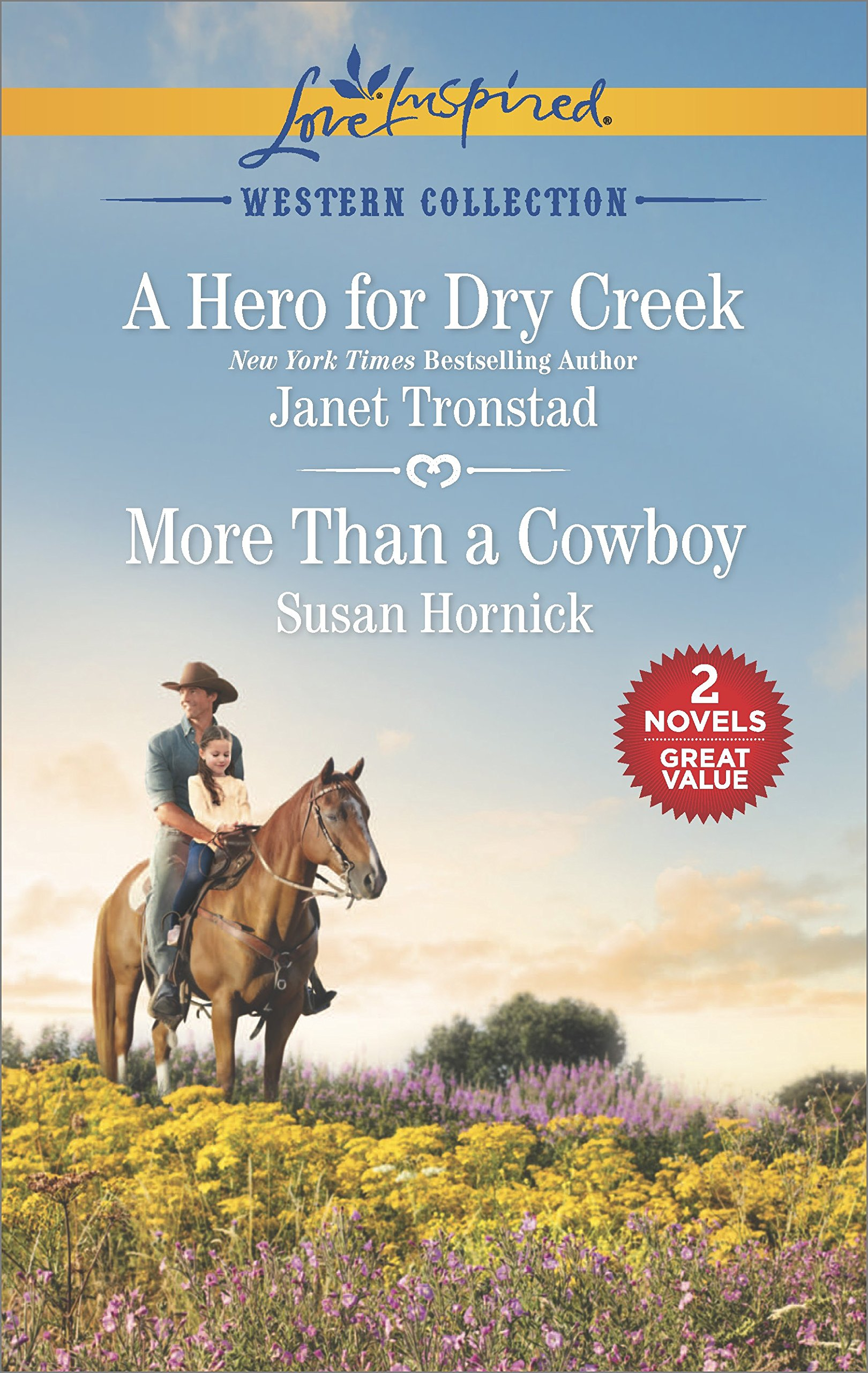 A Hero for Dry Creek & More Than a Cowboy (Western Collection) ebook
