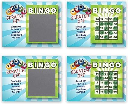 bingo scratch
