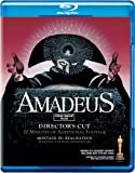 Amadeus: Director's Cut (Bilingual) [Blu-ray]