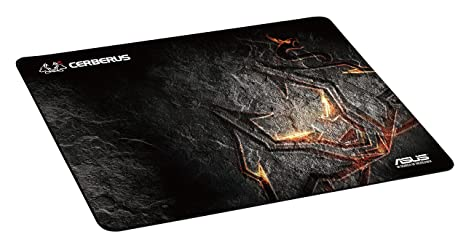 0283ff3ef6f Image Unavailable. Image not available for. Color: ASUS Cerberus Gaming Mouse  Pad