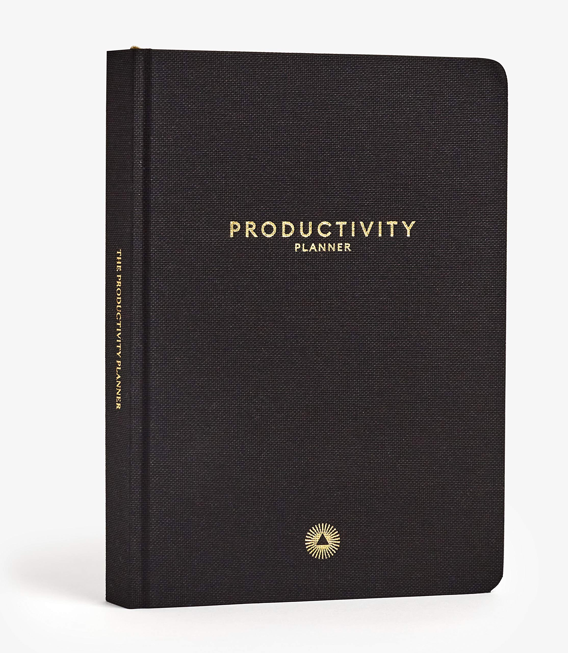 Productivity Planner :Plan Out Your Daily & Long Term Goals and Become More Productive this Year | Simple Daily Format - Increase Self Awareness and Productivity with Researched Productivity Principles