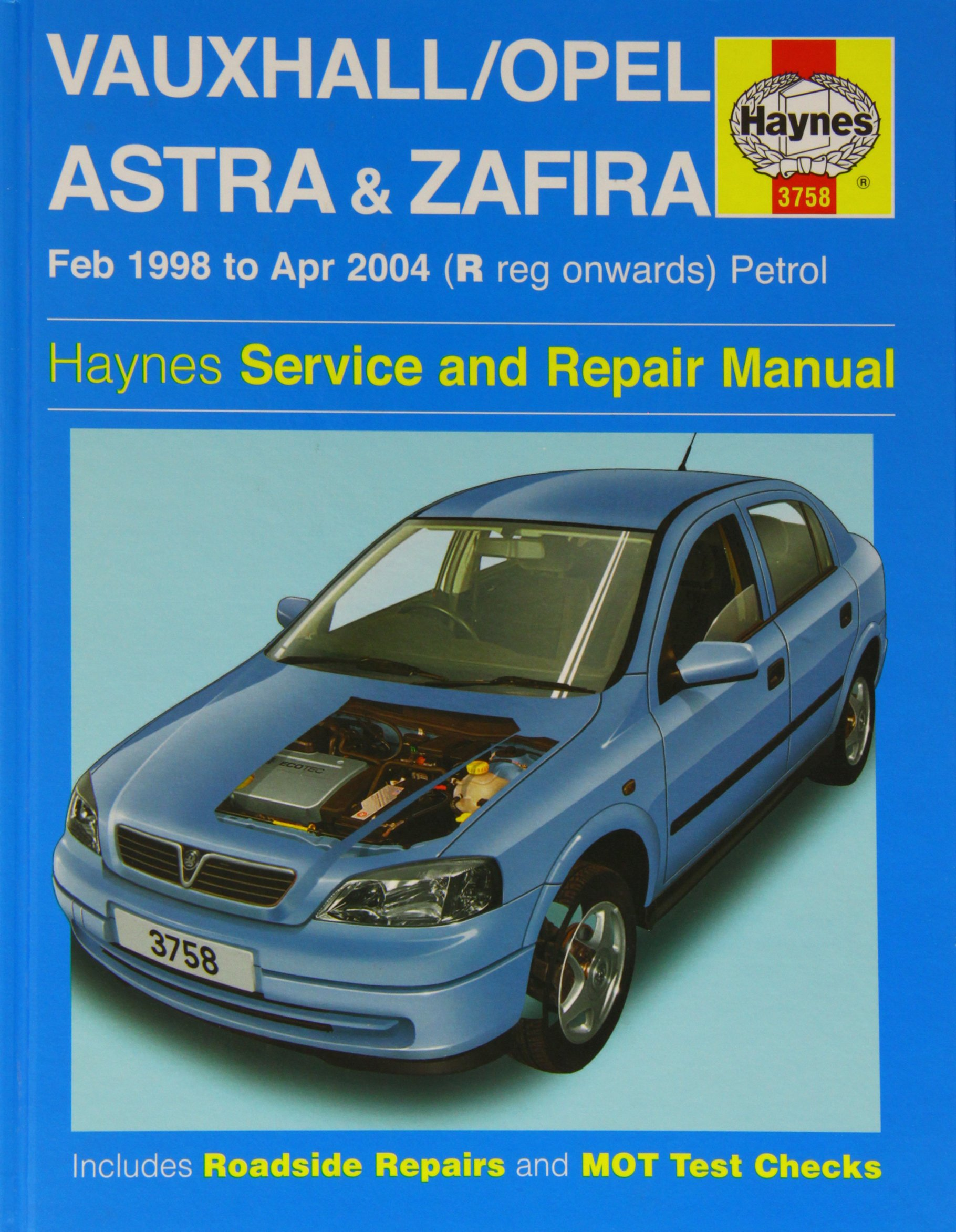 Haynes 3758 Owners and Workshop Car Manual: Amazon.co.uk: 0699414001606:  Books