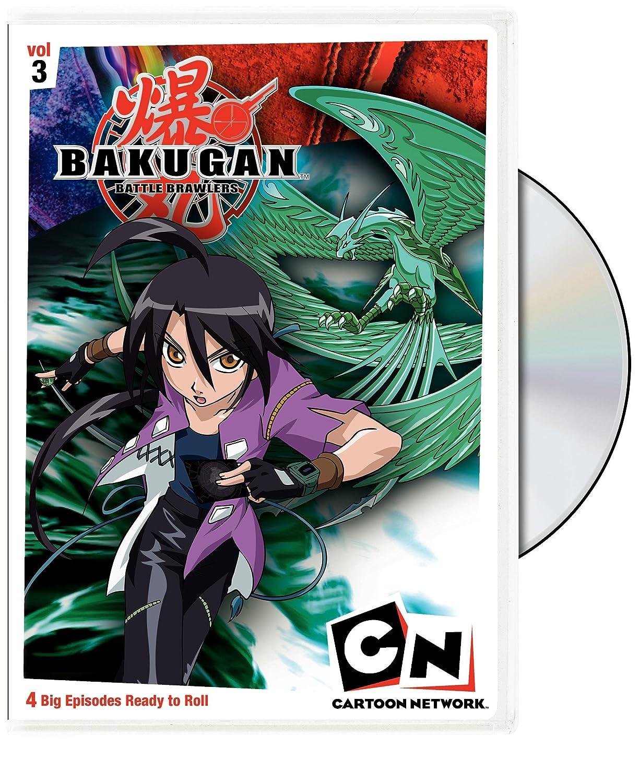 Amazon Cartoon Network Bakugan Volume 3 Good Versus Evil Various Movies TV