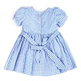 sissymini - Infant and Toddlers Hand Smocked Dress
