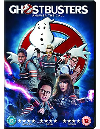 Image result for ghostbusters 2016 uk dvd release date